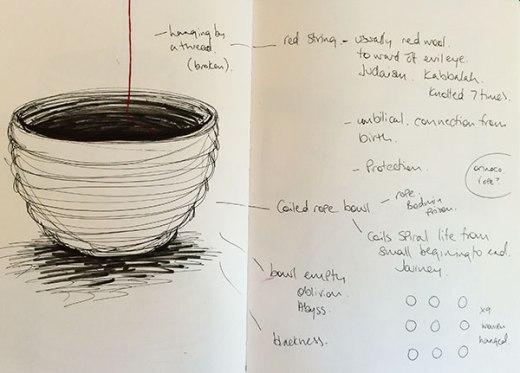 bowl Coil Sketch