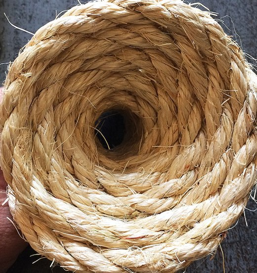 Rope Funnel