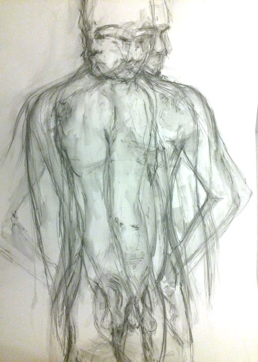 all Day life drawing