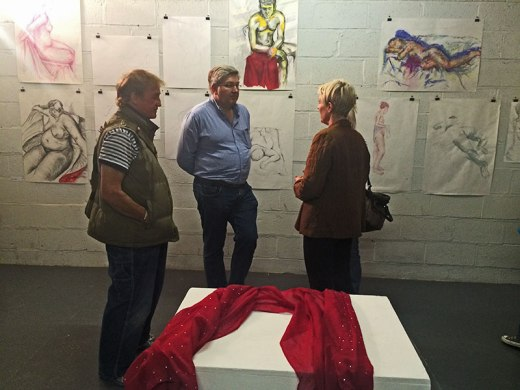 exhibitionOpening
