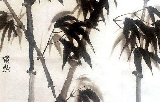 Bamboo By Shoran-Jiang