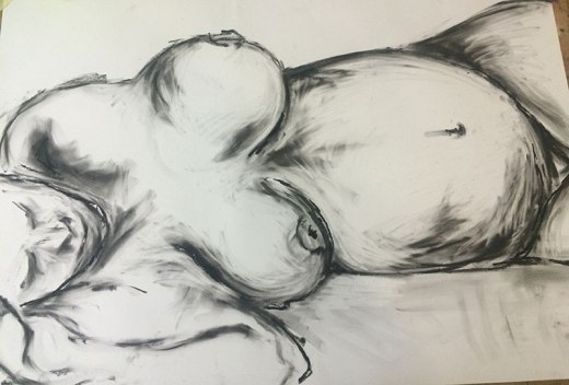 LifeDrawing 9Sept